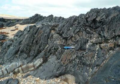 Devonian Folds
