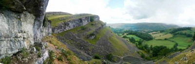 Lower Carboniferous Limestone Cliffs