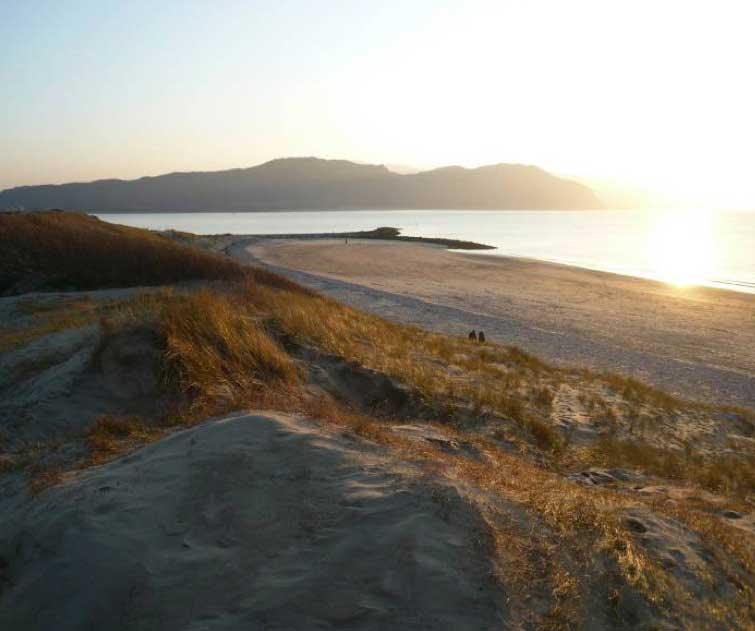Holcene to Recent Sand Dunes