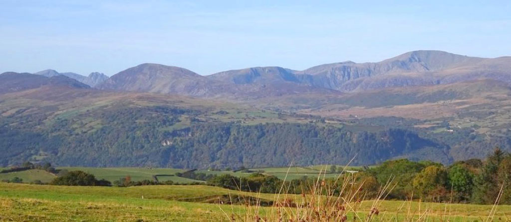 August - The Carneddau Range