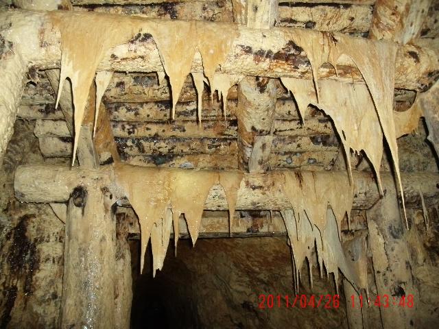 Serious stalagtites !